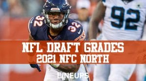 NFL Draft Grades 2021: NFC North