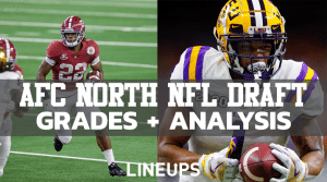2021 NFL Draft Grades: AFC North