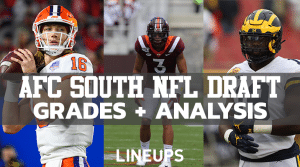 2021 NFL Draft Grades: AFC South