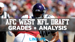 2021 NFL Draft Grades: AFC West