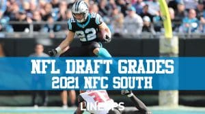 NFL Draft Grade 2021: NFC South