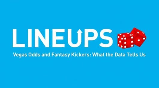 Vegas Odds and Fantasy Kickers: What the Data Tells Us