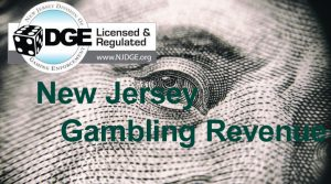 Online Sports Gambling Revenue (New Jersey)