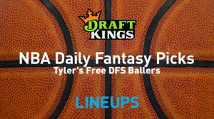 NBA DraftKings DFS Lineup Picks 8/7/20