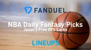 FanDuel NBA Daily Fantasy Picks 3/3/20