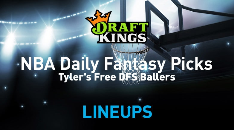 NBA DFS Picks