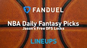 FanDuel NBA Daily Fantasy Picks 3/5/20