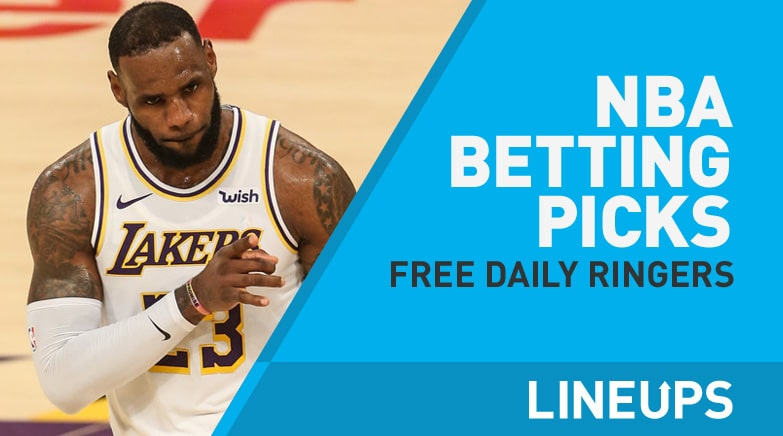 nba betting picks lebrong 1