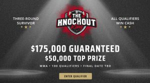 The Knockout King DraftKings MMA contest