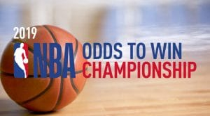 Odds to Win 2019 NBA Championship