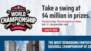 DraftKing's Fantasy Baseball World Championships Live Event in Chicago