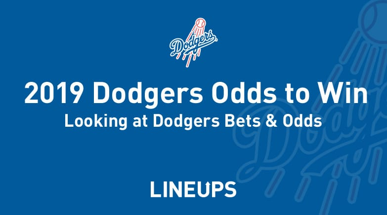 2019 Dodgers Odds to Win
