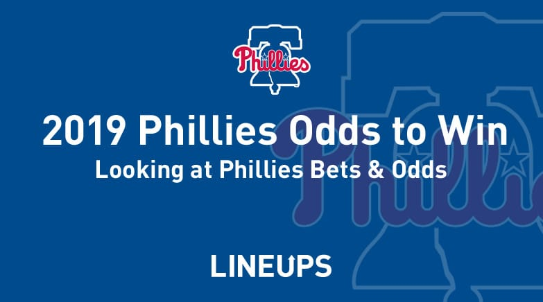 2019 Phillies Odds to Win