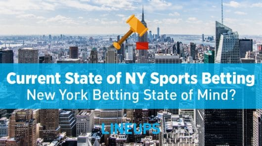 Current State of New York State Sports Betting