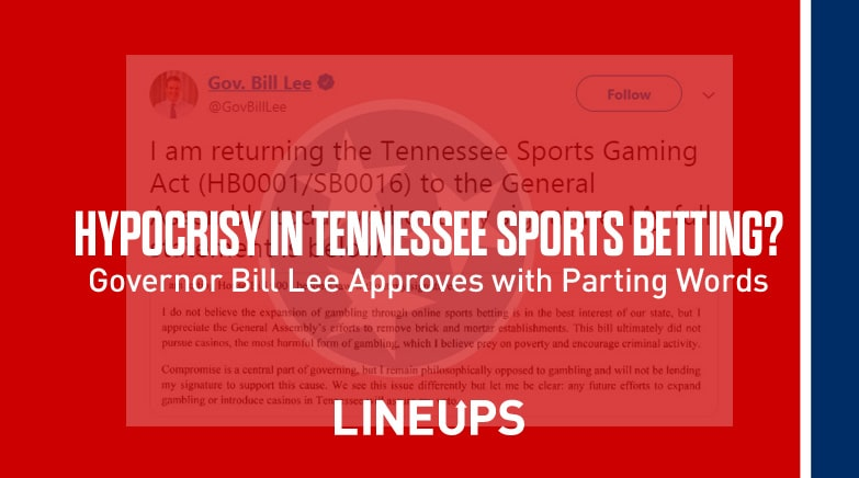 Hypocrisy in Tennessee Sports Betting