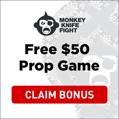 Monkey Knife fight free bonus