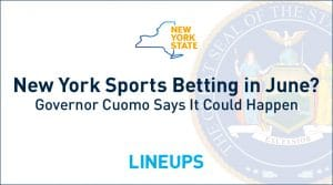 New York Mobile Sports Betting Next Month? Cuomo Says It's Possible
