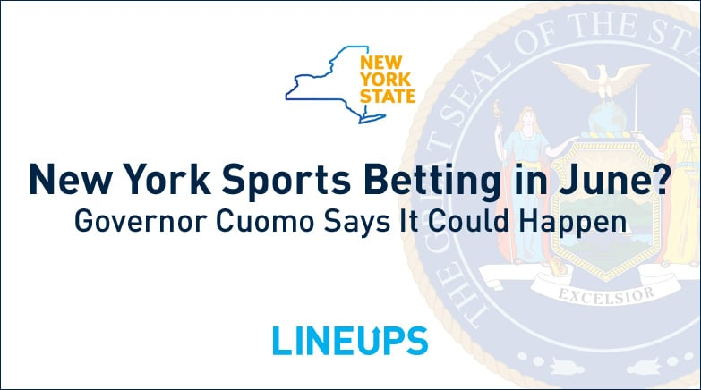 New York Sports Betting in June