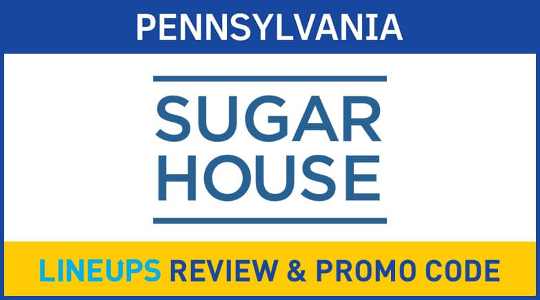 Sugarhouse review and promo code PA