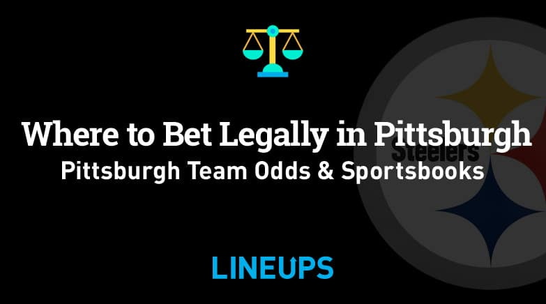 Where to Bet Legally in Pittsburgh PA