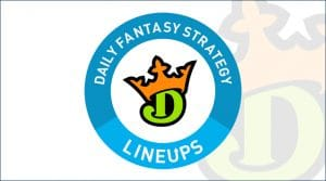 DraftKings Daily Fantasy Lineup Building: Roster Construction