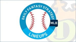 Using Vegas to Build DraftKings MLB Lineups