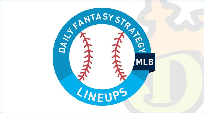 draftkings mlb daily fantasy strategy
