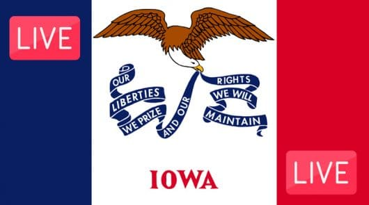 Iowa Sports Betting is Legal: How Big is Market Compared to New Jersey & Pennsylvania?