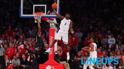 2019 NBA Draft Lottery Odds: Who Has The Best Chance Of Landing Zion Williamson?