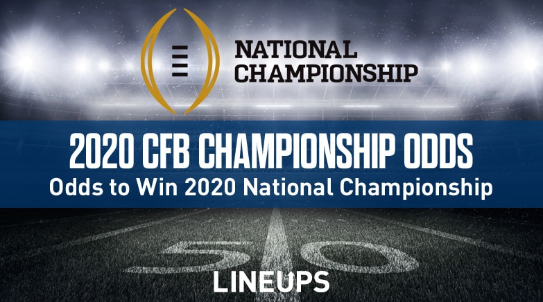 Bcs national championship betting odds when is the latest you can bet on the grand national