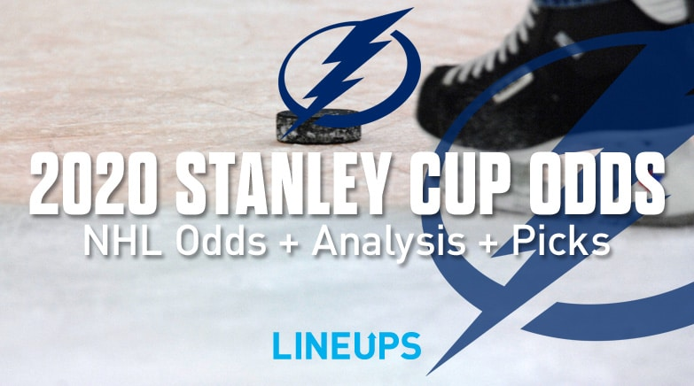 2020 stanley cup odds