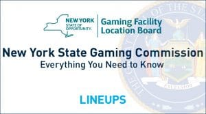 New York State Gaming Commission Fact Sheet