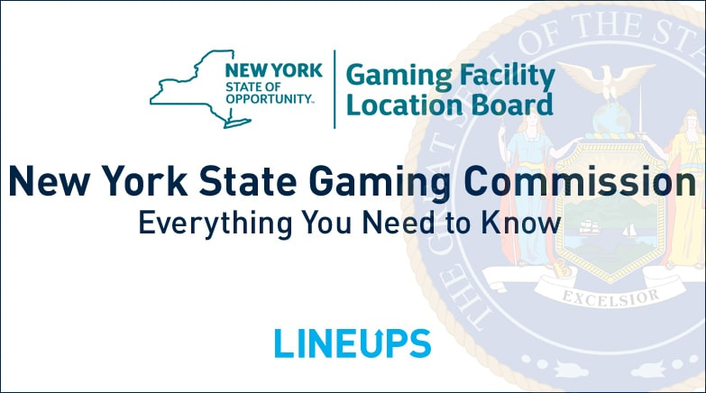 New York state gaming commission