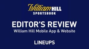 William Hill Sportsbook Promo Code: Max $500 Bonus (December 2020)