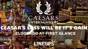 Caesar's Losses Will Become Its Gain: El Dorado Merger At First Glance