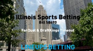Illinois Passes Sports Betting Bill SB690 Gives DraftKings & FanDuel a Timeout