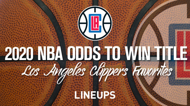 2020 nba odds to win title