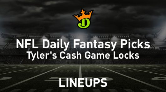 DraftKings NFL Daily Fantasy Cash Game Picks Super Bowl