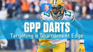 FanDuel NFL Week 13 Tournament GPP Picks: Daily Fantasy Advice & Strategy