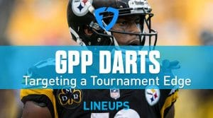 FanDuel NFL Week 11 Tournament GPP Picks: Daily Fantasy Advice & Strategy