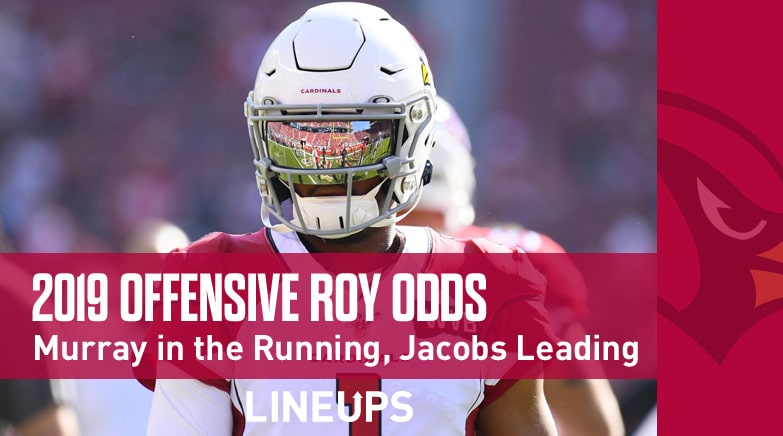 NFL-Offensive-Rookie-Of-The-Year-Odds-2019-20