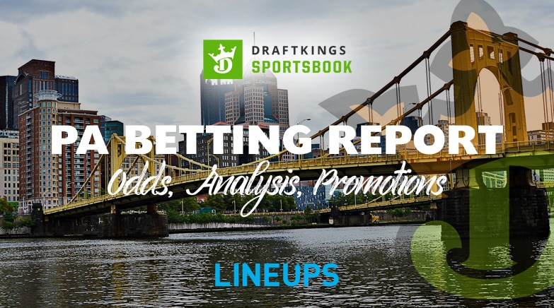 draftkings sportsbook pennsylvania 5
