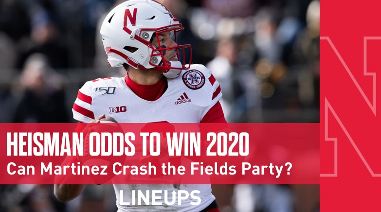 2020 hesiman odds to win