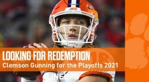 2021 College Football Playoff Odds: Clemson, Alabama, Georgia, Ohio State Look for a Spot