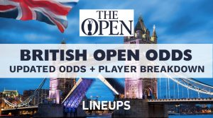 """British Open 2020 Odds: McIlroy the early favorite at """"The Open"""" at Royal St. George's"""