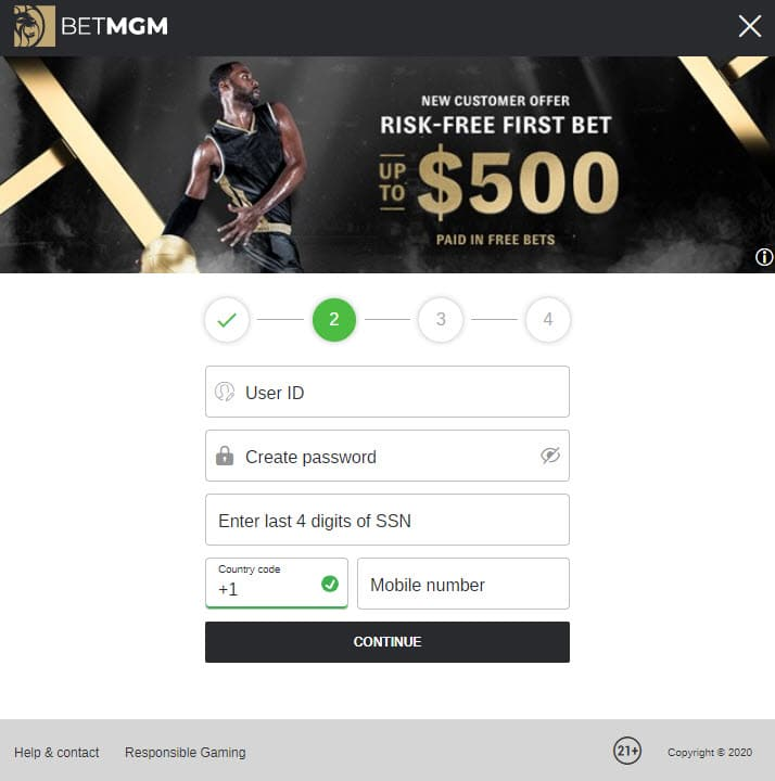 "BetMGM Bonus Code: ""LINEUPS"" for $1,525 Free (November 2020)"