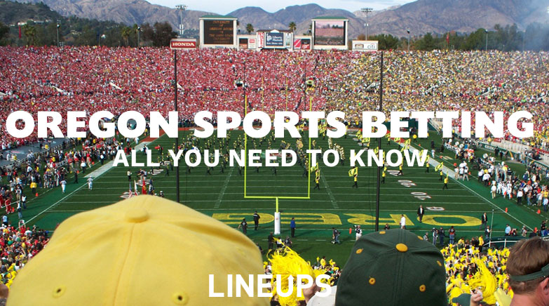oregon sports betting