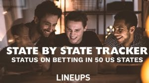 Updated State by State Tracker: Where All 50 States Stand With Legal Sports Betting
