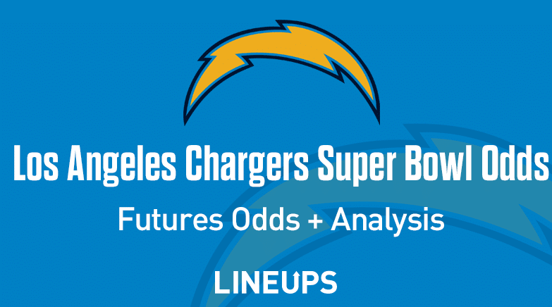 Chargers SB Odds