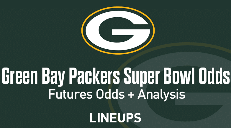 Packers SB Odds